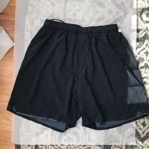 Lululemon men's surge shirt 7inch inseam size m